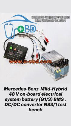 Mercedes Benz, Automotive Locksmith, Dc Dc Converter