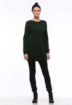 Samt Oversized Pullover schwarz Weiche von SkinnySweatsShop | what ...