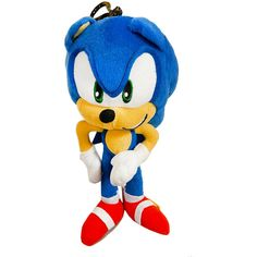 Speed Of Sound, Sonic And Amy, Coin Bag, Stand Tall, Toys For Boys, Blur, Plushies, Smurfs, Sonic The Hedgehog