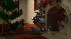 O natal está chegando. 25/12/14  The christmas is coming. 12/25/14