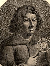 During the 16th century, Nicolaus Copernicus was the first to demonstrate that the Earth orbited the sun.   #Science #History #Firsts