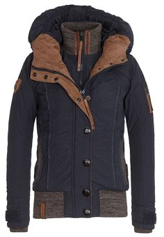 d7065fc9f6ca60 Naketano Shortcut III Jacket Quick and easy ordering in the Blue Tomato  online shop . The Naketano Shortcut III Jacket.