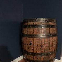 SOLD Jack Daniels home bar custom hand built rustic whiskey, pub, man cave portable Jim Beam, Wild Turkey Bourbon, Rustic Bathroom Vanities, Wood Bathroom, Rustic Bathrooms, Bathroom Ideas, Custom Home Bars, Bars For Home, Man Cave Bar