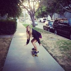 skateboarding <33