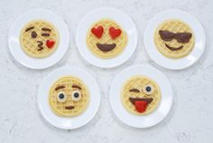 Express+Yourself+At+Breakfast+With+These+Emoji+Waffles