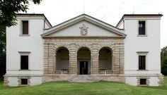 Villa Pisani 1545,Bagnolo di Lonigo (Vicenza). Arch.ra Rinascimentale Visitabile