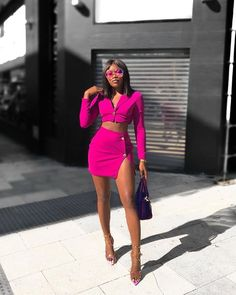 Best Baddie Outfits Part 7 Trendy Outfits, Summer Outfits, Cute Outfits, Fashion Outfits, Black Girls Outfits, Dress Fashion, Neon Outfits, Tight Dresses, Sexy Dresses