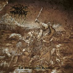"""Darkthrone's new album out 25th Feb! Heard a couple of tracks and it's amazing! A band that just goes from strength to strength with each release. As the Shades advert used to say: """"BUY or truly F.O.A.D!"""""""