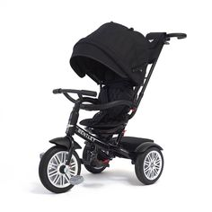Five Flash Wheels Baby Umbrella Car Baby Walking Carrier Children Trolley Portable Folding Three Wheels Stroller Tricycle 1-6 Y Activity & Gear Baby Stroller