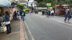 17-04-2014  Recolecciòn de residuos en Monserrate.