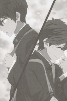 Haru and Makoto <3
