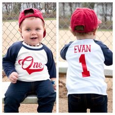 Baseball birthday shirt, boys birthday shirt, baseball t-shirt, baseball birthday party, baseball party, 1st birthday shirt, first birthday by PurpleElephantSTL on Etsy https://www.etsy.com/listing/287933359/baseball-birthday-shirt-boys-birthday