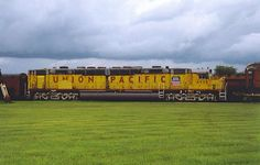 "Union Pacific ""Centennial""."