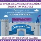 Welcome your students back to school on the first day like princes and princesses with this royal theme unit.