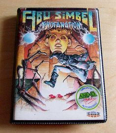 Abu Simbel Profanation (Dinamic - ZX Spectrum)