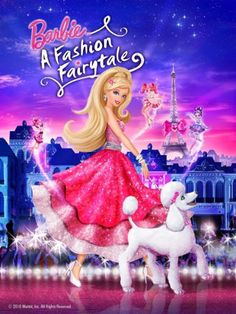 Barbie: A Fashion Fairytale >>> More info could be found at the image url.
