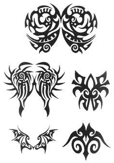 airbrush portraits flesh tones techniques #tribal #design #tatoo