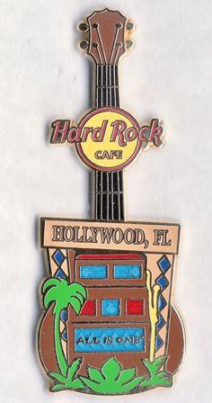 Guitar Pins, Hard Rock, Hollywood, Hard Rock Music
