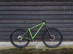 project12 Cycleworks - patientZERO - suravida's Bike Check - Vital MTB
