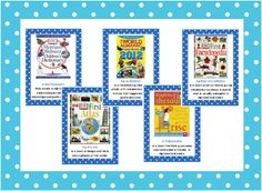 Classroom Freebies: Reference Books Lesson