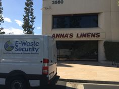 Data destruction project for Anna's Linens, a Costa Mesa, CA based business with more than 3,200 employees and 300 stores.