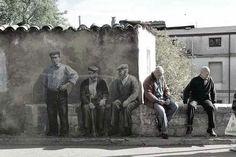 By Patricia Droz in Fonni, Sardegna, Italy