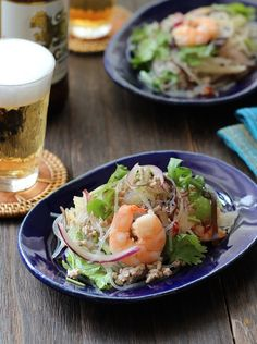 Asian Recipes, Ethnic Recipes, Fresh Rolls, Cobb Salad, Salads, Food And Drink, Appetizers, Cooking, Drinks