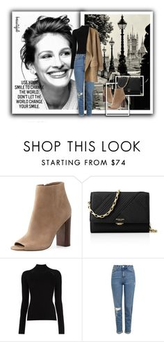 """""""**Combination for Fall**"""" by saaraa-21 ❤ liked on Polyvore featuring Sam Edelman, Michael Kors, Misha Nonoo, Topshop and Chicwish"""