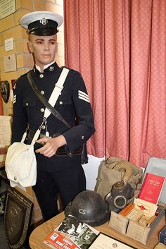 St John's Ambulance Officer by Community History SA, via Flickr