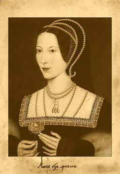 Have you noticed Anne has 6 fingers on left hand. Anne Boleyn