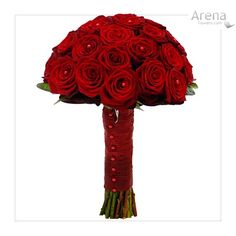 Red Rose Bouquet/