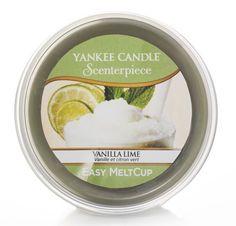 Vanille citron - MeltCup - Cire parfumée - Yankee Candle
