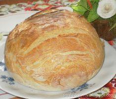 Moje pyszne, łatwe i sprawdzone przepisy :-) : Rewelacyjny chleb z garnka :-) Polecam-najlepszy :-)+FILM 20 Min, Bread Rolls, Food And Drink, Favorite Recipes, Breads, Vans, Party, Food And Drinks, Rolls