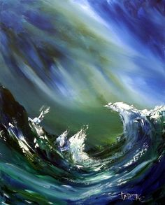 seascape abstract art pictures - Google Search