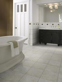 why homeowners love ceramic tile bathroom design choose floor pertaining to 15 Best Option Bathroom Flooring For Your Home