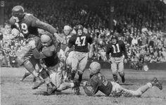 Cleveland Rams at Washington November 5, 1944
