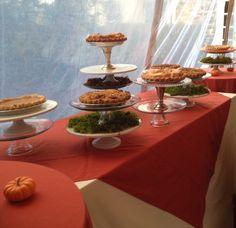 fall pie bar Fox Wedding, Red Fox, Table Settings, Pie, Fall, Torte, Autumn, Cake, Fall Season