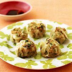 チンゲンサイのシューマイ | 沼口ゆきさんのシューマイの料理レシピ | プロの簡単料理レシピはレタスクラブネット