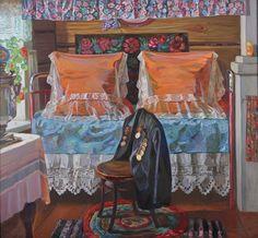 Салимзянов Наиль Каюмович (Россия, 1936-1987) «Праздничный день»