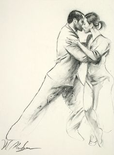 This website showcases visual art and Argentine Tango dance of William Hudson Temples, also know as W. Pencil Art Drawings, Art Drawings Sketches, Tango Art, Bass Fishing Shirts, Dancing Drawings, Tango Dancers, Argentine Tango, Shall We Dance, Couple Drawings