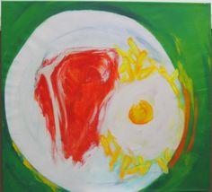 Arte en Buenos Aires. Pintura de Mariana Jasovich