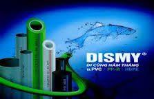 Vinh Xuân- Tổng đại lý cấp 1,phân phối các sản phẩm ống nhựa Dismy PVC,HDPE,PPR.Nhà cung cấp hàng đầu các loại van vòi và phụ kiện nhựa trên toàn quốc.Hotline:0169.899.6688