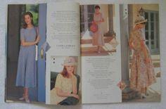 Lot of 2 1995 Laura Ashley Catalogs Autumn & Spring 1995 Romantic Elegant Pretty