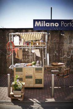 Carla Algranti, Carrettino Sustainable Design, Sustainability, Beautiful Things, Loft, Furniture, Home Decor, Decoration Home, Room Decor, Lofts