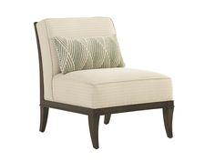 Montaigne Armless Chair