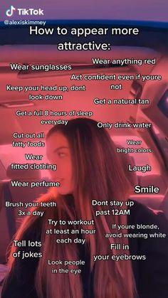 Crush Advice, Girl Advice, Girl Tips, Life Hacks For School, Girl Life Hacks, Girls Life, Beauty Tips For Glowing Skin, Health And Beauty Tips, Amazing Life Hacks