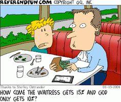 Coucoumellisms: Good Christian Jokes