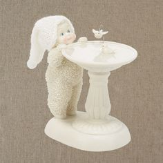 Snowbabies - Dream - Peeking In The Bath | Department 56 Villages, Free Shipping on Dept 56
