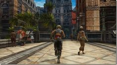 Final Fantasy XII: The Zodiac Age OST Video Strolls Through The Streets Of Rabanastre