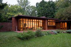 Herbert Jacobs House by Frank Lloyd Wright